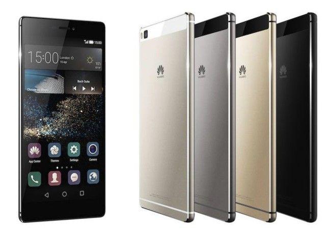 Huawei P8 presentado, características y precio