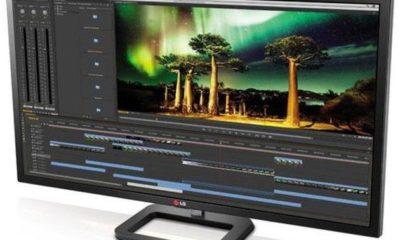 LG muestra un monitor por interfaz Thunderbolt 2 y que soporta 4K