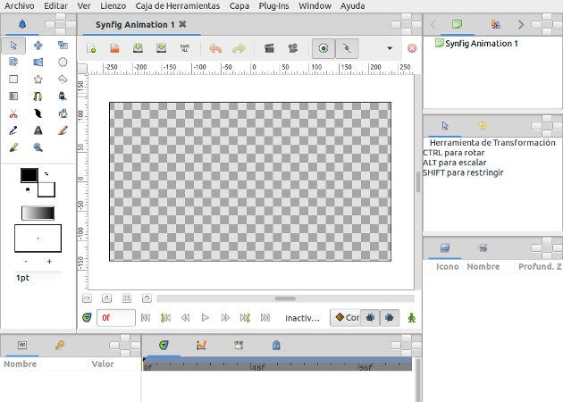 Lanzado Synfig Studio 1.0, una suite de animación 2D