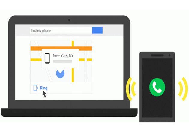 Localiza tu dispositivo Android