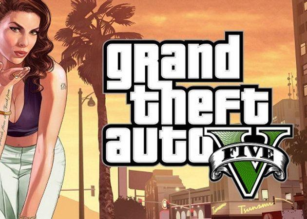 Los que han reservado GTA V en Steam ya pueden descargarlo, aunque no podrán jugar hasta el 14 de abril