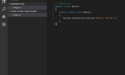 Microsoft lanza Visual Studio Code, un editor de código para Windows, OS X (Mac) y Linux