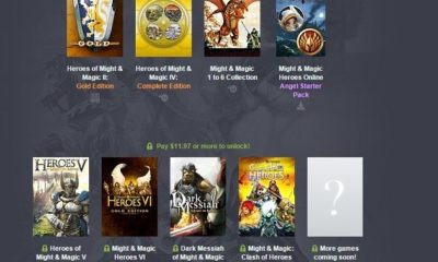 Humble Bundle Heroes of Might and Magic, no te lo puedes perder 31