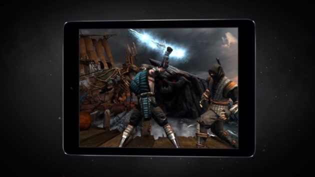 Mortal Kombat X ya está disponible para iOS