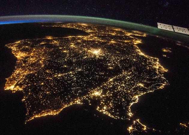 """NASA publica espectaculares imágenes en el """"Día de la Madre Tierra"""""""
