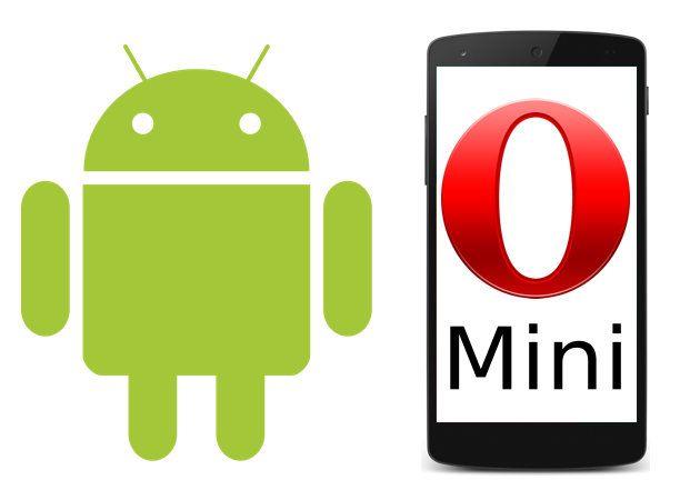 Opera Mini 8 para Android incorpora navegación privada y soporte para altas resoluciones