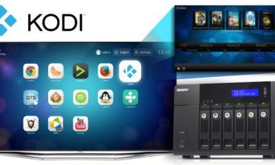 QNAP mejora la experiencia multimedia con Kodi 67