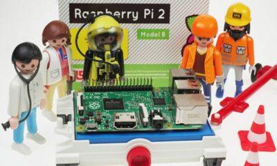 Máquina arcade, otra aplicación para Raspberry Pi 49