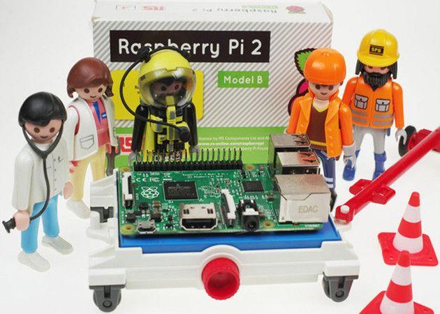 Máquina arcade, otra aplicación para Raspberry Pi 29