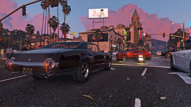 Rendimiento de GTA V