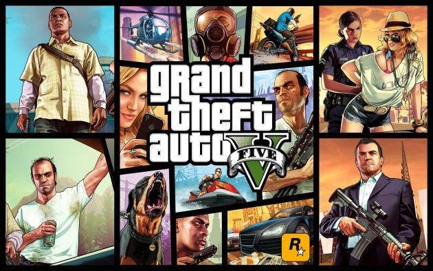 Rockstar muestar GTA V para PC a 60 fps