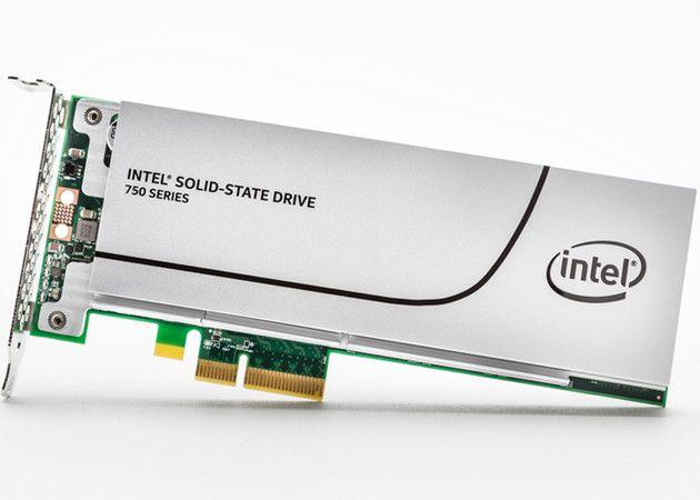 SSD 750 PCIe