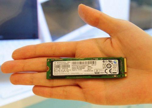Samsung incorpora tecnología 3D V-NAND a sus SSD M.2
