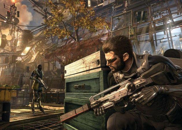 Se filtran datos e imágenes de Deus Ex: Mankind Divided