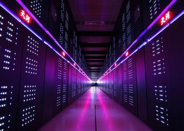 Prohíben a Intel actualizar el supercomputador chino Tianhe-2