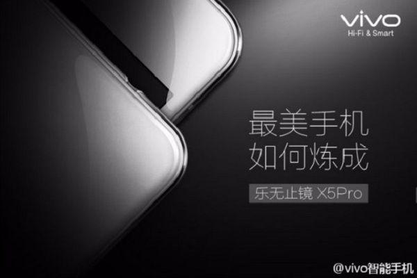 Vivo X5 Pro vendría con cámara frontal de 32 MP