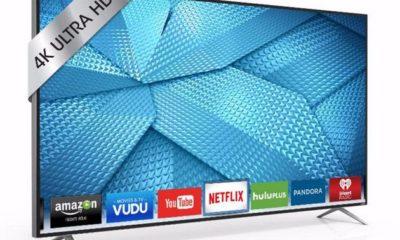 TV 4K Vizio por 599 dólares, el rey de la gama media 48