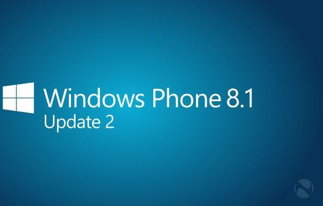 Windows Phone 8.1 Update 2 llegará