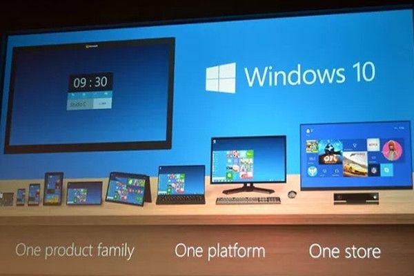 Windows 10 en julio