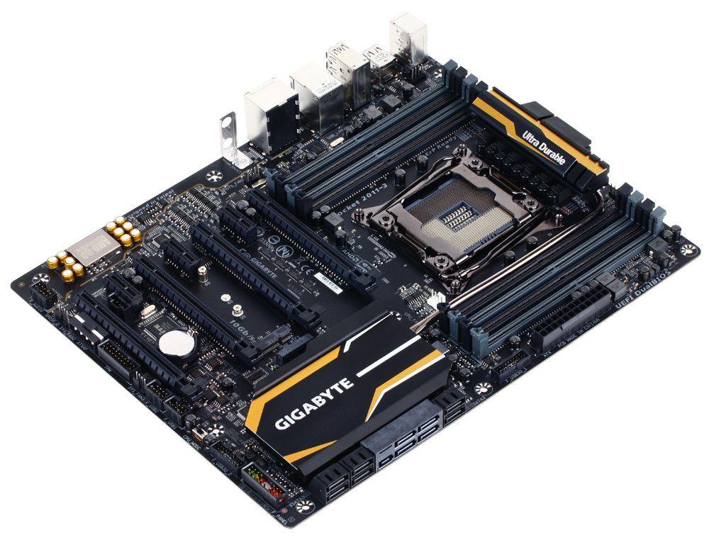 GIGABYTE presenta la nueva placa X99-SLI para LGA2011v3