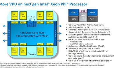 Intel prepara Xeon Phi de 72 núcleos para computación en paralelo 65