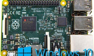 Ya puedes probar Windows 10 para Raspberry Pi 2