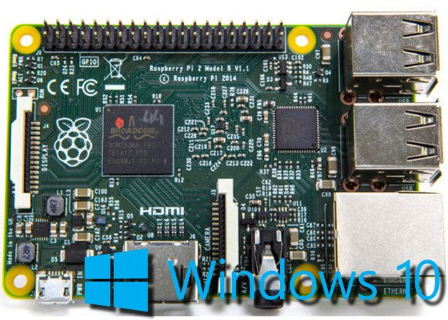 Ya puedes probar Windows 10 para Raspberry Pi 2