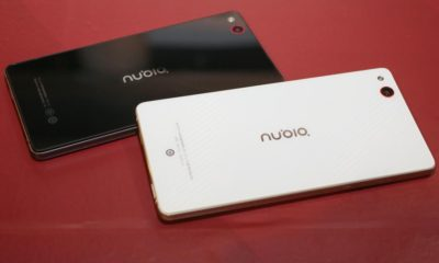 El ZTE Nubia Z9 tendría 8 GB de RAM, llegaría en mayo 45