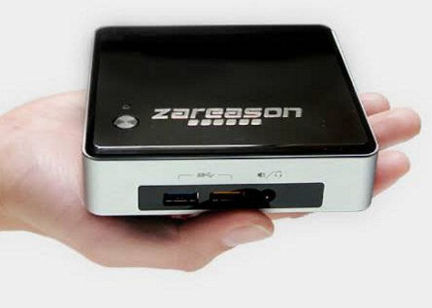 ZaReason Zini 1550, un mini PC con Linux e Intel Broadwell