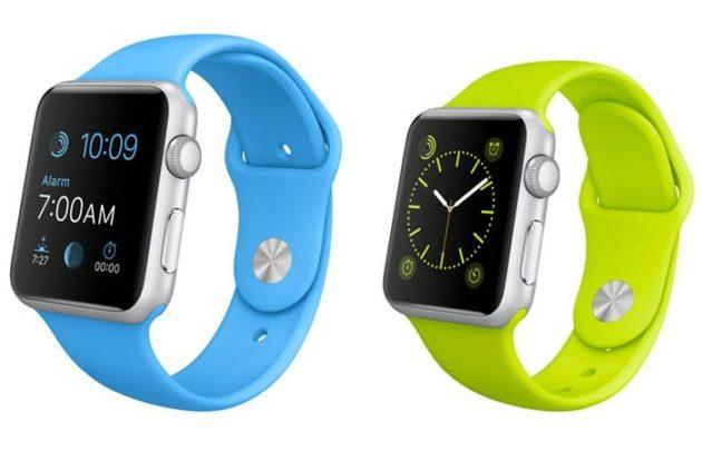 alquilar el Apple Watch
