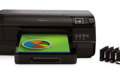 El coste por página y la amortización de la impresora 126