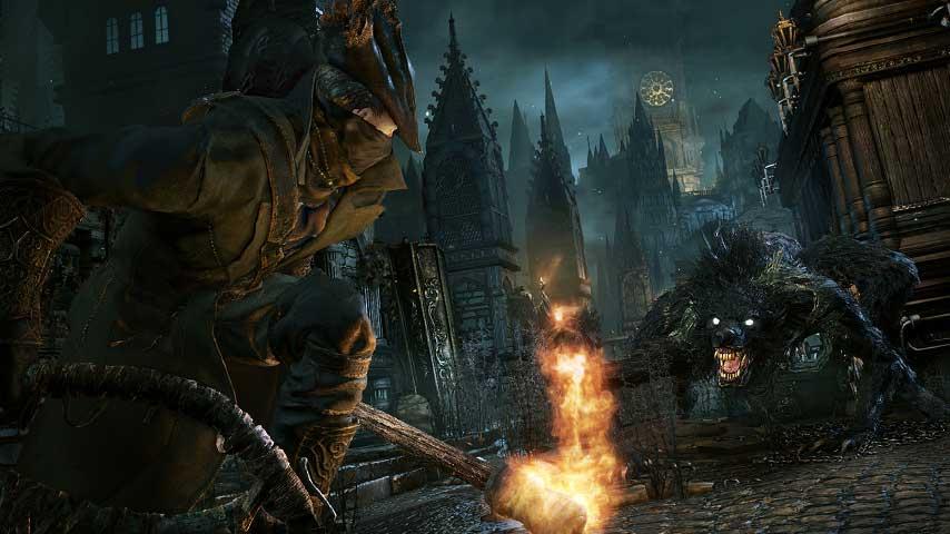 Bloodborne, el arte de morir