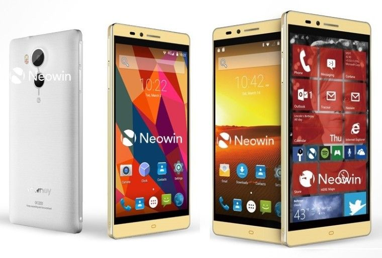 Nuevo smartphone Elephone, tope de gama con arranque dual Windows 10-Android 27