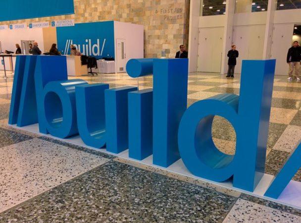 evento BUILD 2015 de Microsoft