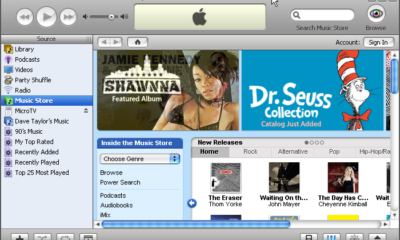 iTunes deja de funcionar en Windows XP 70