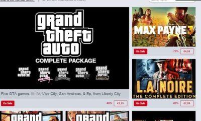 Fin de semana Rockstar en la Humble Store, 80% de descuento 111