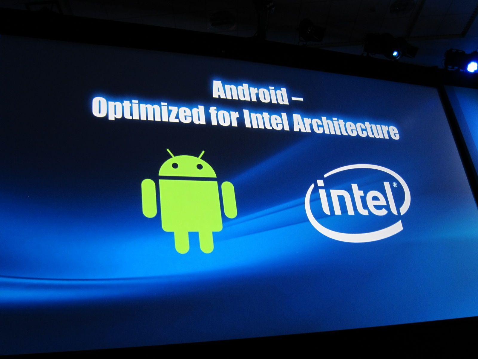 Intel ayudará a los fabricantes a lanzar tablets económicas