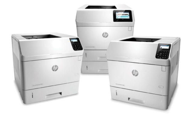 HP presenta sus nuevas LaserJet Enterprise M604, M605 y M606