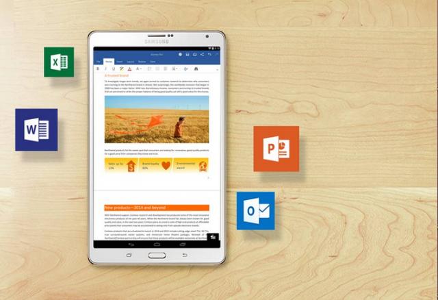 La suite Microsoft Office arrasa en iOS y Android con 100 millones de descargas 29