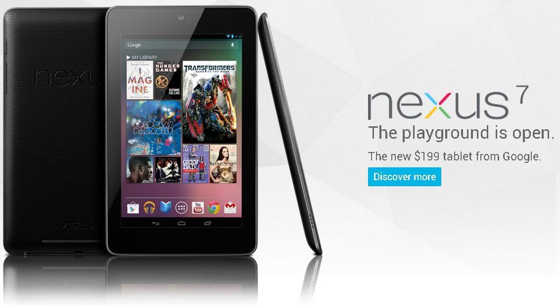 Google deja de vender su tablet Nexus 7 31