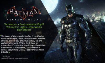 The Witcher 3 y Batman Arkham Knight gratis con las GTX 970 y GTX 980 97