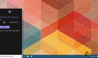 En la build 10120 de Windows 10 Cortana puede abrir aplicaciones 55