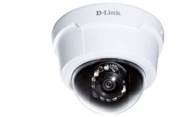 D-ViewCam será la estrella de D-Link en el Security Forum 87