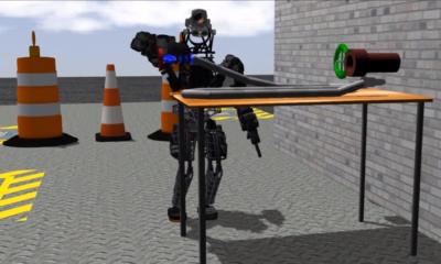 Los robots también tienen su propio mundo virtual 29