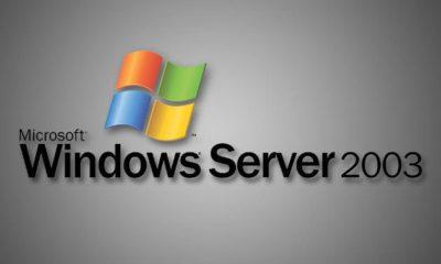 Dos tercios de las organizaciones del Reino Unido aún usan Windows Server 2003
