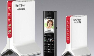 FRITZ!Box 6810 LTE con WiFi N, telefonía y 4G 27