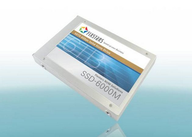 Fixstars comercializa SSD de 6 TB, la mayor de la industria