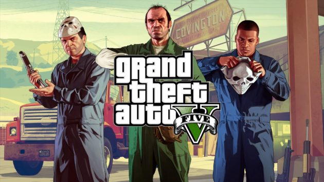 GTA V y mods