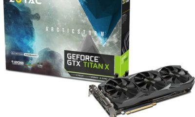 Zotac presenta GeForce GTX TITAN-X ArcticStorm 27
