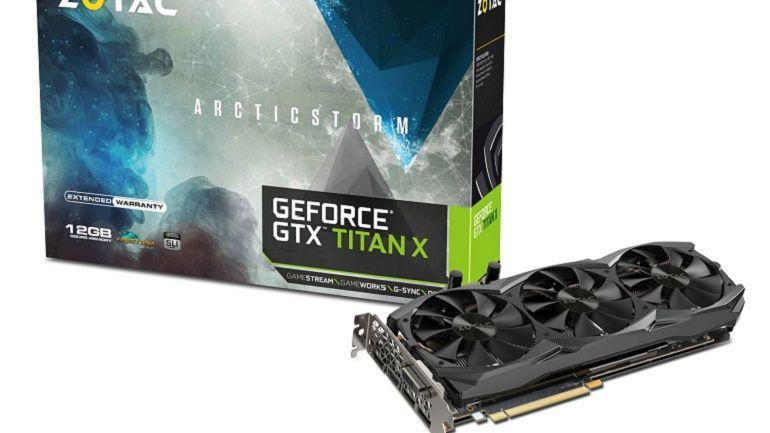 Zotac presenta GeForce GTX TITAN-X ArcticStorm 29